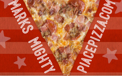 Meet Mark's Mighty at Piace Pizza